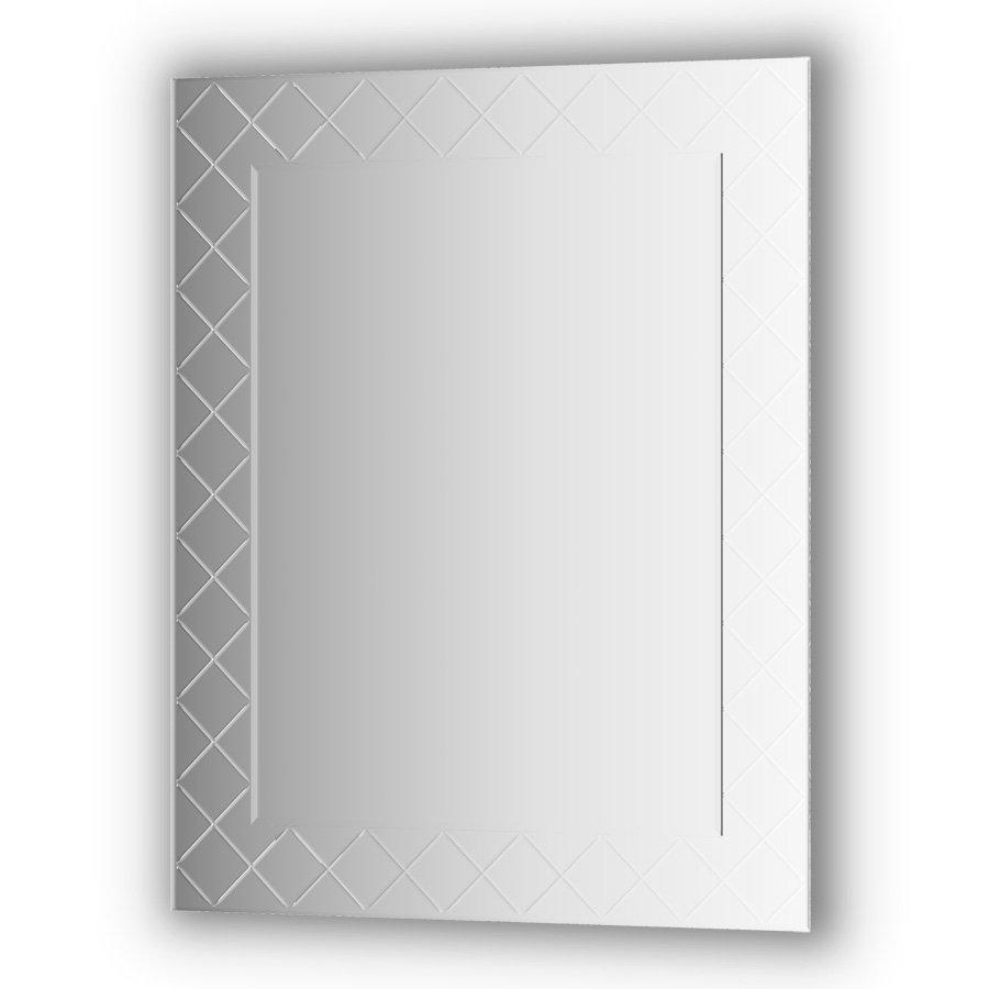 Зеркало с гравировкой 80х99,8см